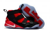 Nike Lebron Zoom Soldier 11 Red Black