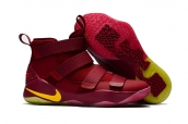 Nike Lebron Zoom Soldier 11 Wine Red