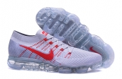 Nike Air Vapormax Grey Red