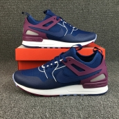 Nike Air Pegasus 89 Navy Blue Orange