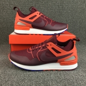 Nike Air Pegasus 89 Wine Red Orange