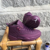 AAA Air Jordan 12 Purple