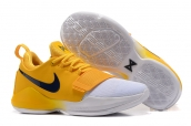 Nike Zoom PG 1 Yellow White