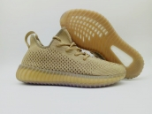 Women Adidas Yeezy 350 V3 Brown