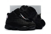 Air Jordan 13 Kid Black