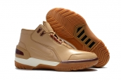 Nike Lebron 1 Air Zoom Generation Tan