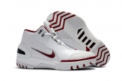 Nike Lebron 1 Air Zoom Generation White