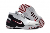 Nike Lebron 1 Air Zoom Generation White Black