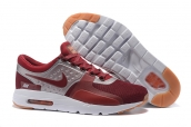 Nike Air Max Zero QS Wine Red