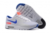 Women Nike Air Max Zero QS White Blue