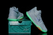 Nike Kyrie 3 WHite Glow In Dark
