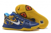 Nike Kyrie 3 Blue Yellow White