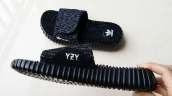 Adidas Yeezy Slippers Black