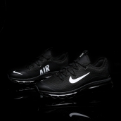 Nike Air Max 2017 II  Black White