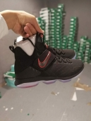LeBron 14  Agimat Black Red
