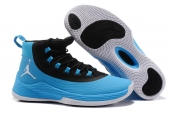 Air Jordan Ultrafly 2 Black Blue