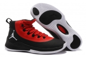 Air Jordan Ultrafly 2 Black Red