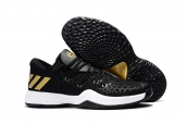 Adidas James Harden 2 Black Gold