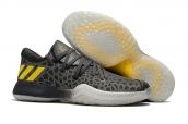 Adidas James Harden 2 Grey Yellow