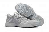 Adidas James Harden 2 Light Grey