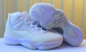 AAA Air Jordan 11 High White