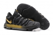 Nike Zoom KD 10 Black Gold