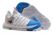 Nike Zoom KD 10 Blue White