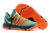 Nike Zoom KD 10 Green Orange
