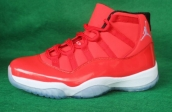 Perfect Air Jordan 11 Red