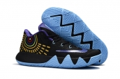 Nike Kyrie 4 Black Purple
