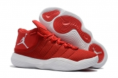 Air Jordan Superfly 6  Red White