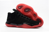 Air Jordan Superfly 6 Black Red
