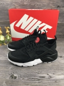 Nike Air Huarache Run Ultra Black Red