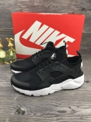 Nike Air Huarache Run Ultra Black White