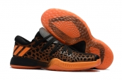Adidas James Harden 2 Black Orange
