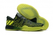 Adidas James Harden 2 Black Green