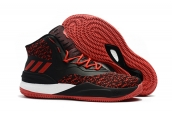 Adidas Rose 8 Red Black