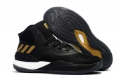 Adidas Rose 8 Black Gold