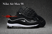 Nike Air Max 98 Black White
