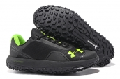 Under Armour Fat Tire Black Fluorescent Green
