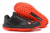 Under Armour Fat Tire Black Orange