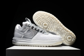 Women Nike Lunar Force 1 Duckboot Low Silvery