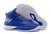 Adidas Rose 8 Blue White
