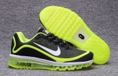 Air Max 2017 Black Fluorescent Green