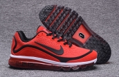 Air Max 2017 Red Black