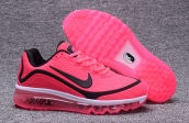 Women Air Max 2017 Pink Black