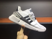 Women Adidas Originals EQT TCushion ADV White Grey Black