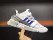 Women Adidas Originals EQT TCushion ADV White Grey Blue