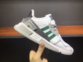 Women Adidas Originals EQT TCushion ADV White Grey Green