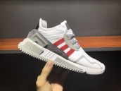 Women Adidas Originals EQT TCushion ADV White Grey Red